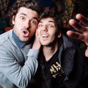 Amaury et Quentin