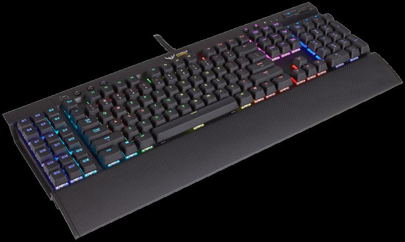 clavier gamer Corsair K95 RGB