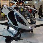 Le taxi-drone volant