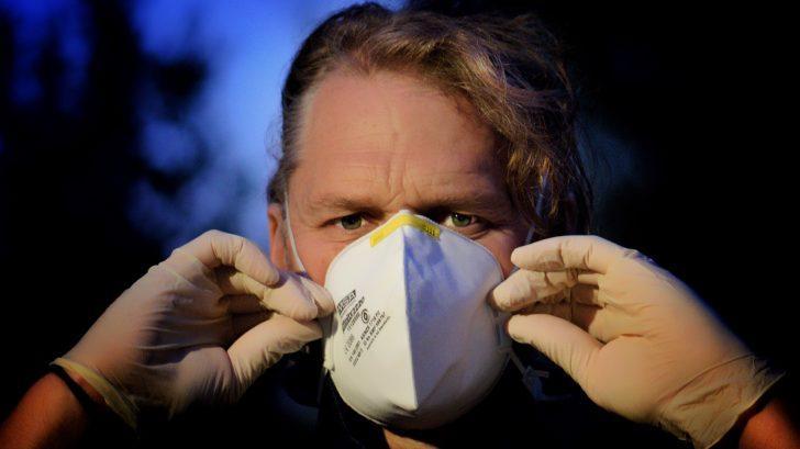 masque anti-Covid
